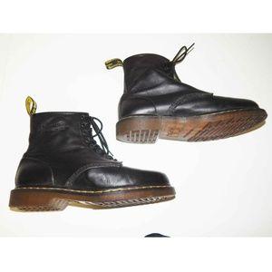 f06eaabbb9a Dr. Martens Shoes - Dr Martens Black 1460 Hardlife Combat Boots